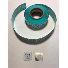 RF Frozen Label 4x4 (Anti-Freeze Security Label)